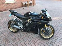 Yamaha r6 13s not 1 mark on her