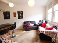 A stunning 3 double bedroom garden flat split over 2 floors in Finsbury Park