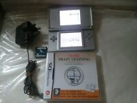 Nintendo ds life with Nintendogs and more brain training