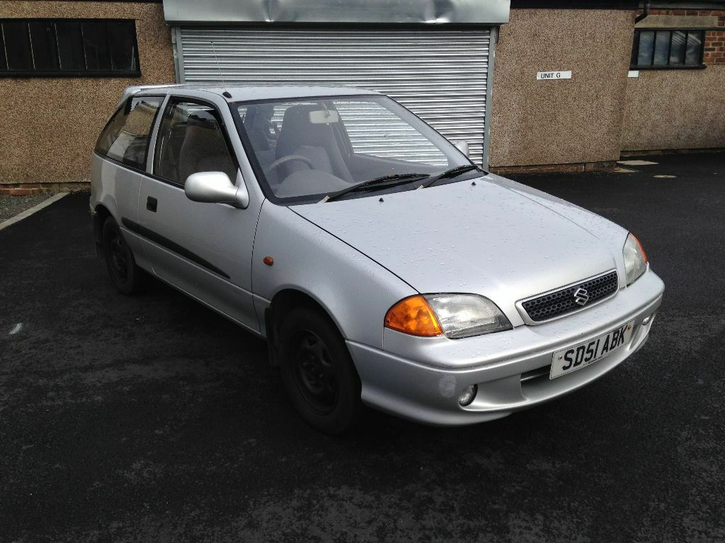 Bargain 51 Suzuki Swift Long Mot Px Welcome 163 395 In