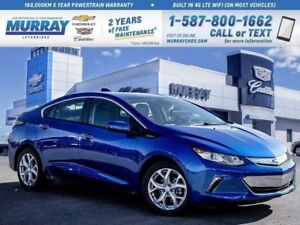2018 Chevrolet Volt Electric **Heated Front and Rear Seats!  Aut