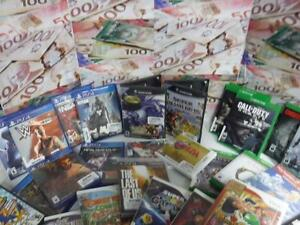 Trade in your Games at for Cash at GAMEHYPES! LOCATED IN CASH PAWN! COME IN TODAY AND HYPES YOUR GAMES FOR CASH!
