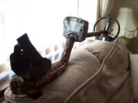 """"""" Metal Detector Minelab E.Trac with extras """""""