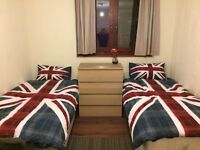 LOVELY TWIN ROOM FOR 2 PEOPLE RENT IT TODAY, STAY 1 WEEK FREE