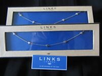 LINKS STERLING SILVER NECKLACE
