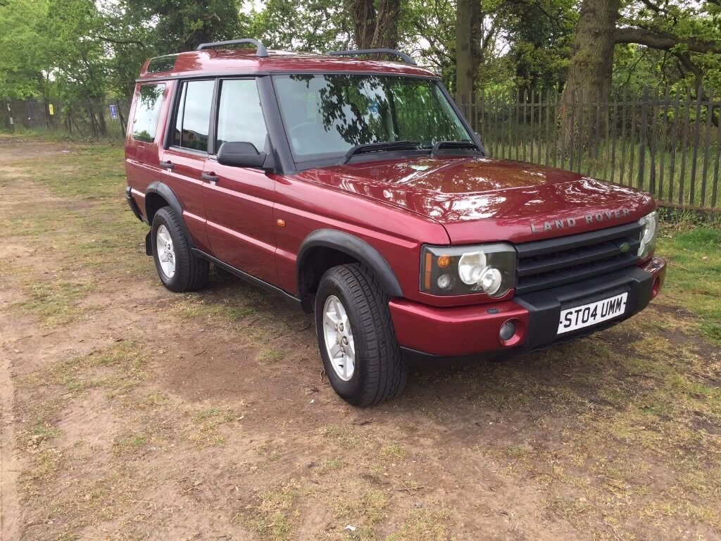 Land Rover Discovery 2 Pursuit TD5 Manual 7 Seat BARGAIN PRICE!