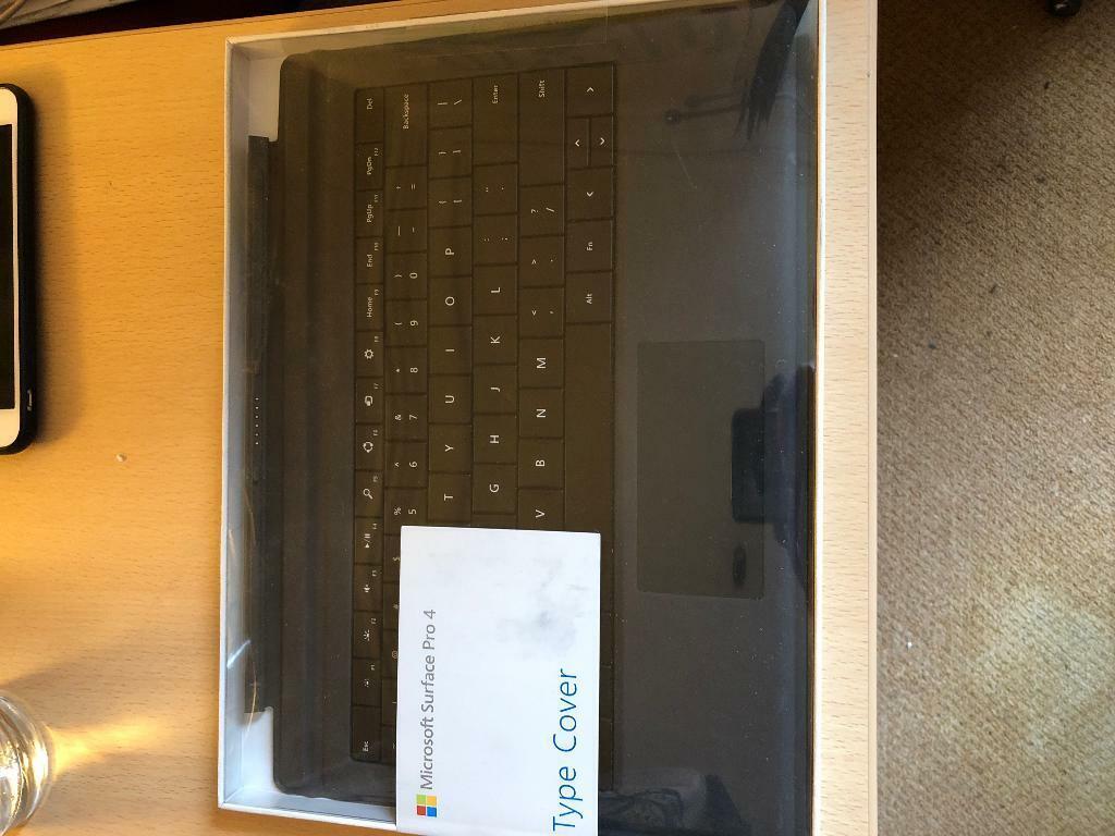 Microsoft Surface Pro 3/4 Type Cover | in Edinburgh City Centre, Edinburgh  | Gumtree