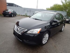 2013 Nissan Sentra navigation backup camera leather sunroof