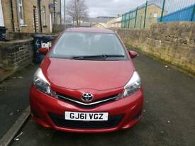 Toyota yaris 1.3 TR vvti 61 reg 1 owner low millage tax and tested ready to drive away