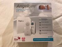 Angelcare Movement and Sound Baby Monitor AC403