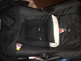 Newborn car seat £15