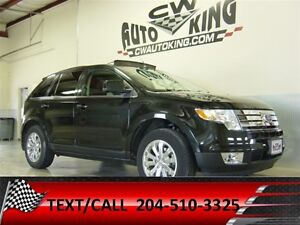 2010 Ford Edge Limited / All Wheel /Leather/Panoramic/ Financing