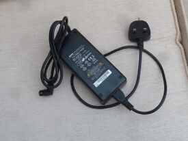 Electric bike 24volt Lithium- ion battery charger made by and electronics.