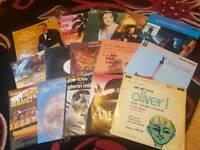 Bundle of 61 records