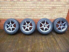 Ultralite D1 wheels 4x114.3
