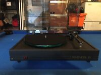 Systemdek IIX Turntable with RB300 Arm and A&R Cambridge Stylus