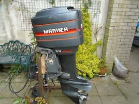 MARINER 60HP OUTBOARD BOAT ENGINE