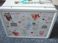 Tin Animal Friends Lunch Box