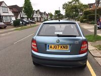 Skoda Fabia 1.2 HTP 12v Classic 5dr Low Mileage, drives very well