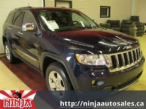 2012 Jeep Grand Cherokee Limited Beat Value In Alberta