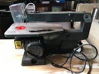 Performance Power 85W scroll saw FMTC161NSS with 10 blades