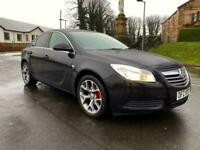 2010 VAUXHALL INSIGNIA EXCLUSIVE 2.0 CDTI ONLY 88,000 JUST SERVICED EXCELLENT CONDITION