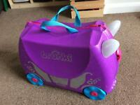 Trunki suitcase ride on