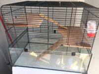 Gerbil / hamster cage