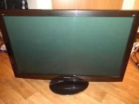 Panasonic 42 inch 3D TV with Ethernet and Viera Apps