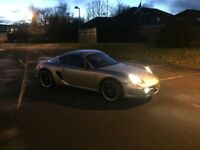 PORSCHE CAYMAN REAL ONE OFF PX