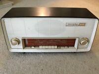 Retro style Radiogram