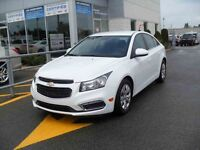 2015 Chevrolet Cruze LT/COMMANDE AU VOLANT/MYLINK/CAMERA ARRIERE