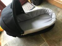 FREE: Oyster carrycot for pram