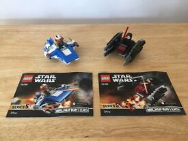 Lego Star Wars Microfighters Series 5 (2)