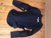 TSG bodyarm DH bike vest