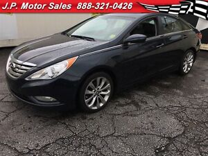 2013 Hyundai Sonata SE, Automatic, Leather, Sunroof,