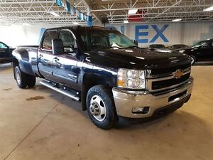 2013 Chevrolet SILVERADO 3500HD LTZ, Dually, Leather, Bluetooth,