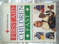 First Aid for children book