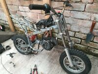 Mini pit bike