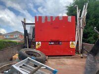 Van vault / fire safe