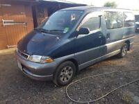 Toyota Granvia campervan for sale
