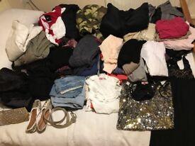 Bundle clothes around 100