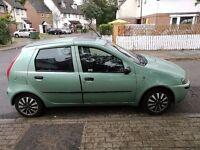 Fiat Punto 1.2 Dynamic 5dr - £525