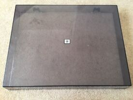 1 X Turntable Lid / Dust Cover- Damaged