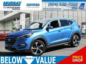 2016 Hyundai Tucson Premium 1.6T**AWD**BLUETOOTH**REAR CAMERA**