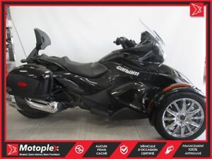 2013 Can-Am Spyder ST Limited 62,51$ /SEMAINE