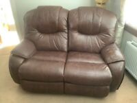 Electric Reclining Sofa - Free to uplift