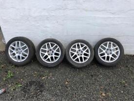 VW Golf Alloy Wheels Montreal (GTI, Bora)