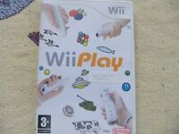 wii games. lot 1