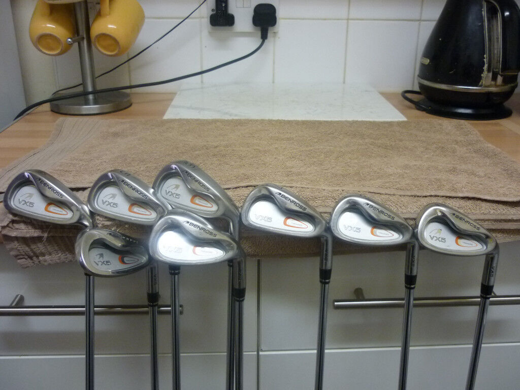 Lovely set of BenRoss golf irons. Look and perform like Callways HL